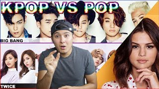 KPOP VS POP REACTION  ITS SO HARD!! I Hope you enjoyed this video if you did hit that like button its more than appreciated ...