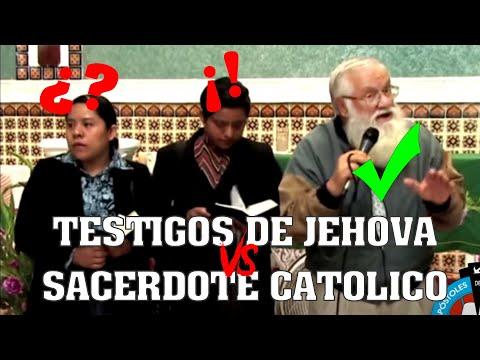 ¿Cuál es la Iglesia que Cristo Fundó? - Sacerdote vs Testigos de Jehová