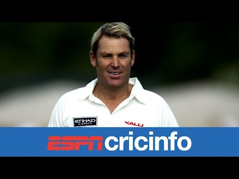 warne - Shane Warne talks about his bests and worsts from the Ashes.