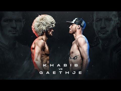UFC 254: Khabib Nurmagomedov vs Justin Gaethje Promo, Abu Dhabi, Titlefight, Axiom Films
