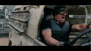 Nonton The Expendables 2   Official Trailer  2012  Film Subtitle Indonesia Streaming Movie Download