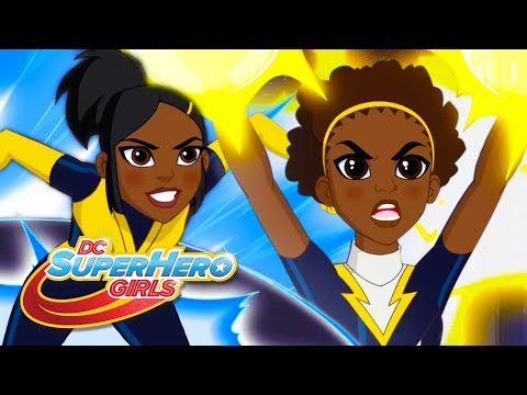 Body Electric | Webisode 316 | DC Super Hero Girls