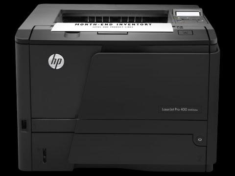 How to Refill Printer Cartridge hp Laserjet pro 400