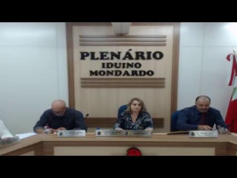 SESSAO ORDINÁRIA DIA 03 DE ABRIL DE 2017