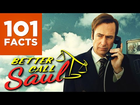 101 Facts About Better Call Saul