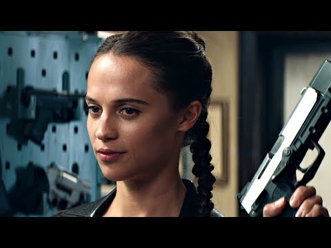 Tomb Raider: Лара Крофт — Русский трейлер (Дубляж 2017)