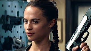 Tomb Raider: Лара Крофт — Русский трейлер (Дубляж, 2018)