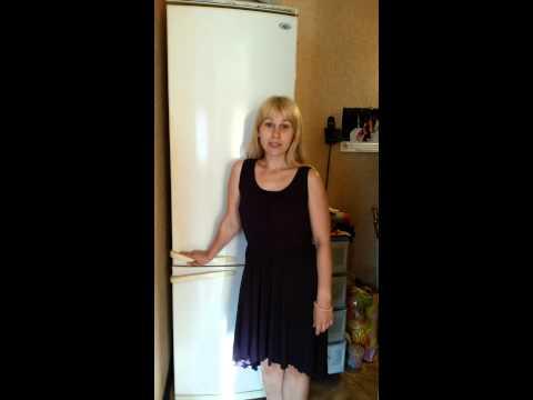 Отзыв о ремонте холодильника Шарп