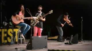 Video Simona Martausová - Nádherný Svätý (NG FEST 2013)