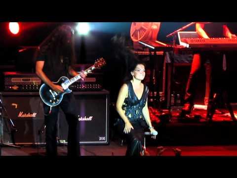 Stargazers - Tarja Turunen - Luna Park 27/03/2011 (видео)
