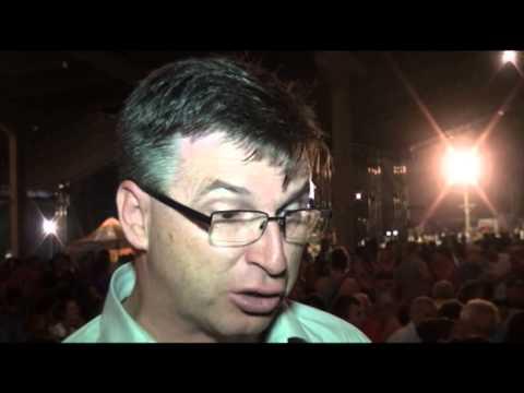 TV Zuera - Padre Alessandro Campos em Relvado