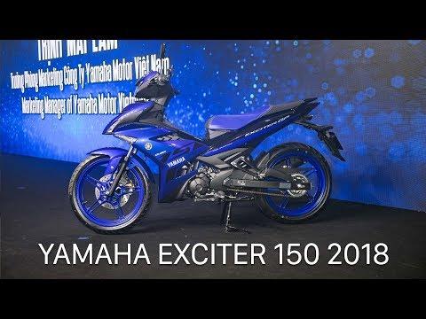 Chi tiết Yamaha Exciter 150 (Phiên bản 2019)