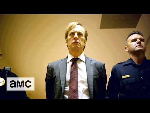 Better Call Saul Season 3 Teaser 'Booked'
