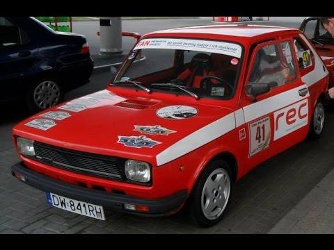 Od 0 do 100 odc. 1. - Fiat 127 mkII na rajdowo