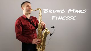 Video Bruno Mars - Finesse [Saxophone Cover] by Juozas Kuraitis MP3, 3GP, MP4, WEBM, AVI, FLV Mei 2018