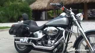 3. Used 2004 Harley Davidson Softail Deuce Motorcycles for sale