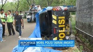 Video Ngebut! Mobil Polisi Tabrak Angkot MP3, 3GP, MP4, WEBM, AVI, FLV Februari 2018
