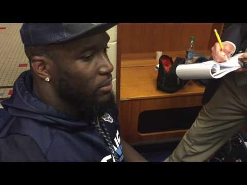 A to Z Sports: Brian Orakpo discusses Titans' win Sunday