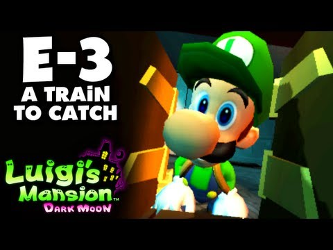 Luigi's Mansion - Thanks for every Like and Favorite! They really help! This is Part 30 of the Luigi's Mansion Dark Moon Gameplay Walkthrough for the Nintendo 3DS! It includes...