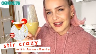 'To Be Young' Singer Anne-Marie's DIY Cocktail Is Nightmare Fuel   Stir Crazy   Cosmopolitan by Cosmopolitan