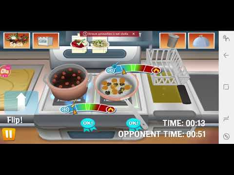 Order Up!!! Fortified Chef! (Android Gameplay)