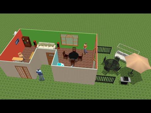 Sweet Home 3D 4.4 tutorial fr