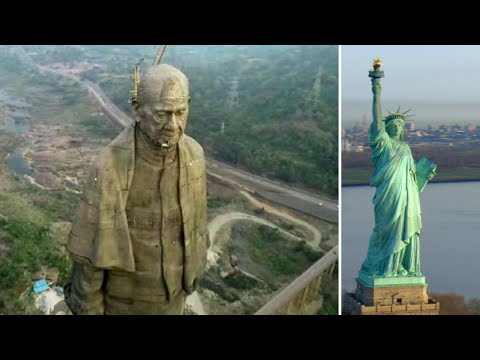 The New Tallest Statue in the World Is Twice the Size of the Statue of Liberty