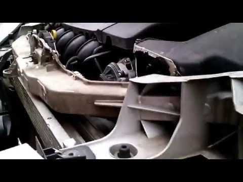 Радиатор охлаждения на форд фокус 2 фото
