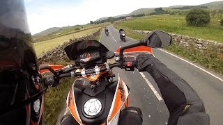 8. 2016 KTM 690 Duke R First - Test Ride Ever