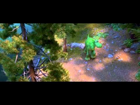 THE GOOD DINOSAUR - Trailer 2