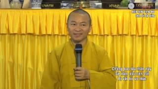 Hiến tặng tạng mô - Chia sẻ sự sống - TT. Thích Nhật Từ - 20/12/2015