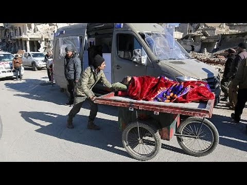 Ελπίδες για επανέναρξη της επιχείρησης εκκένωσης στο ανατολικό Χαλέπι