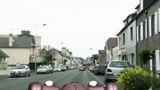 Donville-les-Bains France  city photo : Visitez DONVILLE-LES- BAINS en roulant - HD