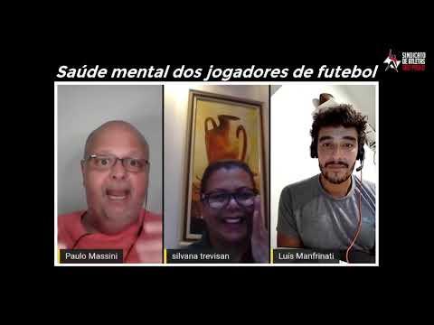 Live Paulo Massini: Saúde mental dos jogadores