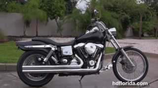 9. Used 1997 Harley Davidson Dyna Wide Glide Motorcycle for sale