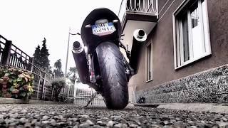 8. Moto Guzzi V11 Cold Start