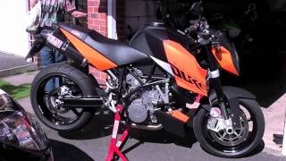 5. KTM 990 Superduke  With Yoshimura Exhaust