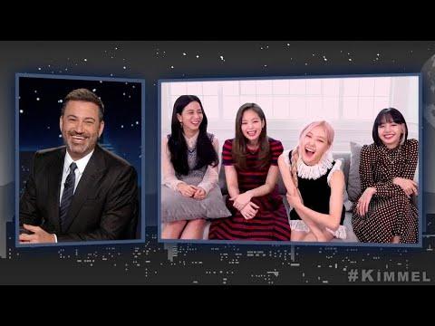 BLACKPINK Jimmy Kimmel Live Clip