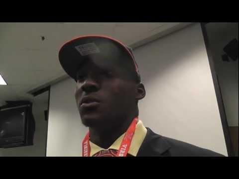 Eli Harold Interview 8/2/2011 video.