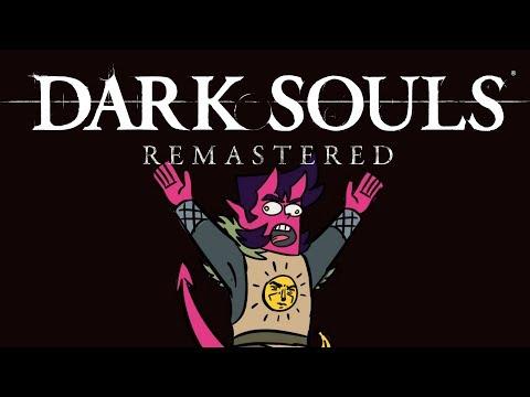 Dark Souls Remastered - Stream 1