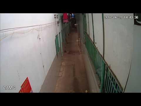 Clip Demo ảnh thực Bộ Camera HD720P Khuyến Mãi