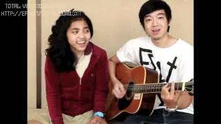 Video Indah Cintaku (Nicky Tirta ft Vanessa Angel) cover by Glenn&Bella MP3, 3GP, MP4, WEBM, AVI, FLV Desember 2017
