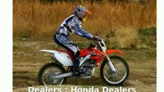 4. 2012 Honda CRF 250X Specs