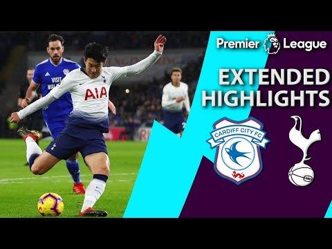 Video: Cardiff City v. Tottenham | PREMIER LEAGUE EXTENDED HIGHLIGHTS | 1/1/19 | NBC Sports