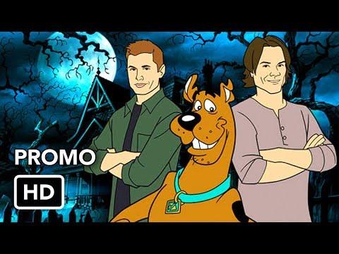 """Crossover de """"Supernatural"""" e """"Scooby-Doo"""" ganha primeiro trailer"""