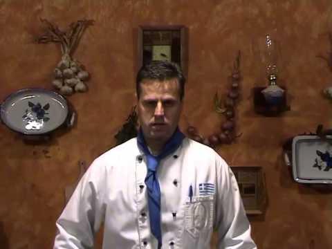 Greek cooking -  Κοτόσουπα - Μαγειρεύοντας Ελληνικά