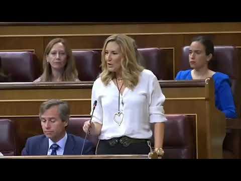 Ana Beltrán responde al Ministro Marlaska