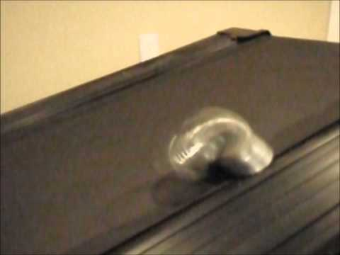 Slinky On A Treadmill