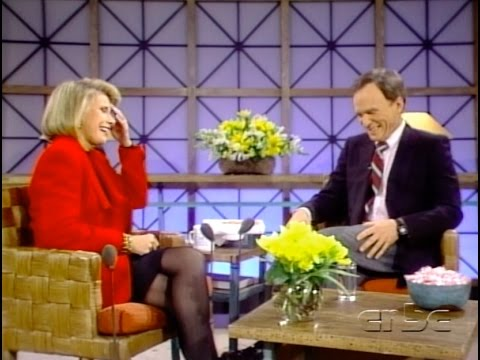 Joan Rivers Dick Cavett 1991