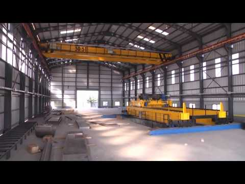 30 - 5 Ton Double Girder EOT Crane Video